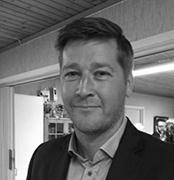 Porträtt på Anders Brodin