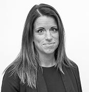 Porträtt på Anna Österberg