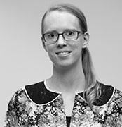 Porträtt på Caroline Lindberg