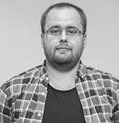 Porträtt på Emil Ekberg