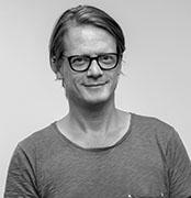 Porträtt på Jonas Brännvall
