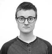 Porträtt på Kristian Kåresjö Nelson