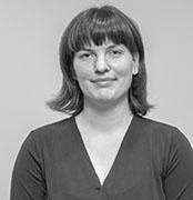 Porträtt på Sofia Karlsson